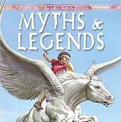 Myths & Legends by Vic Parker