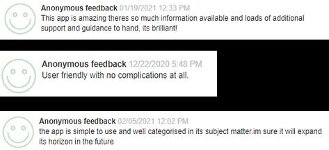 Millennium Support feedback.png