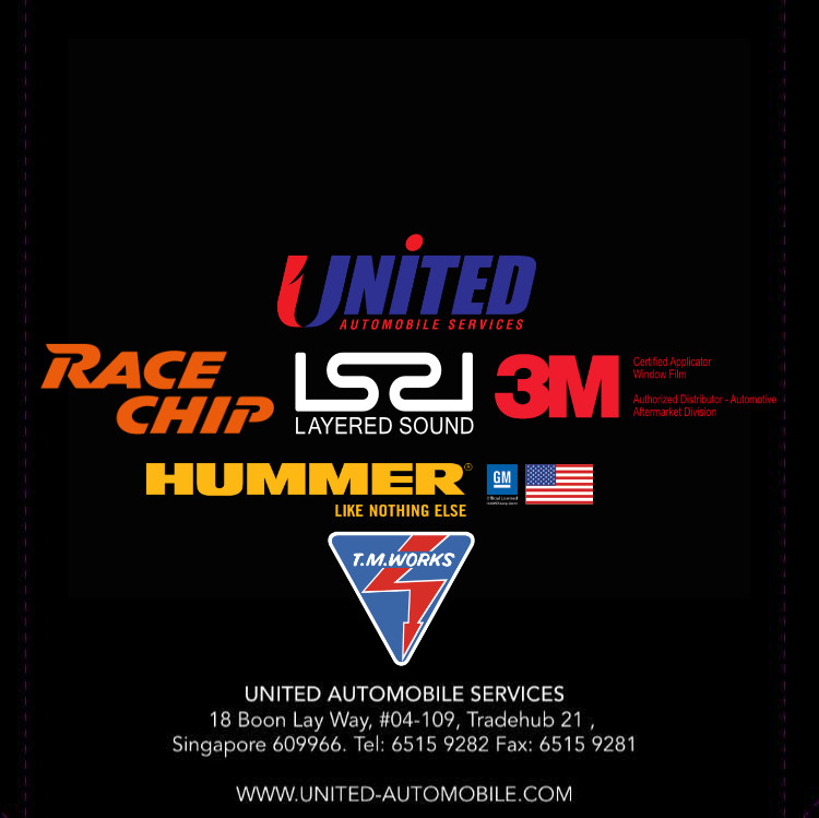 3m Authorized Distributor | United Automobile Services | Singapore