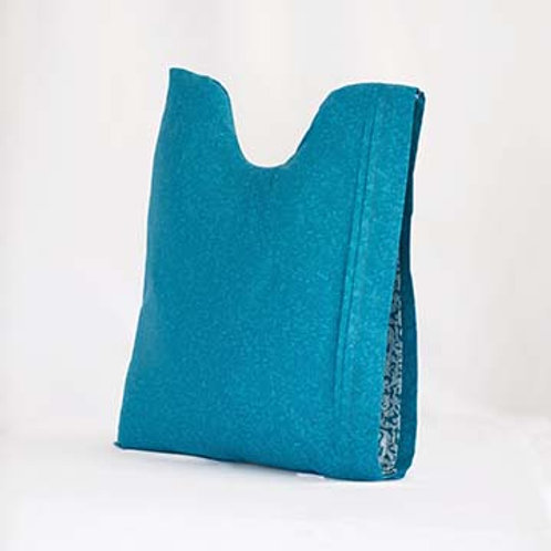 The Shell Pillow® Teal