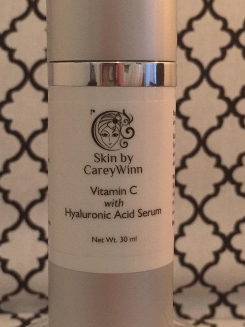 Vitamin C With Hyaluronic Acid Serum