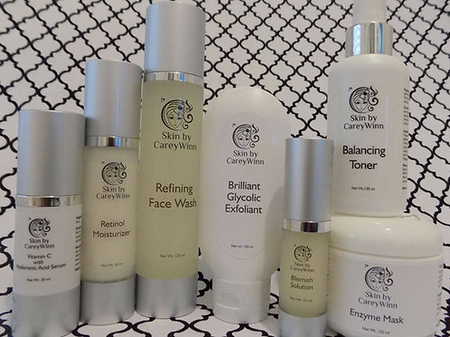 Acne/ Problem Skin Collection