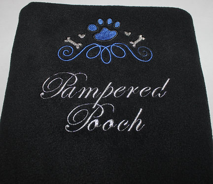 Pampered Pooch Blanket