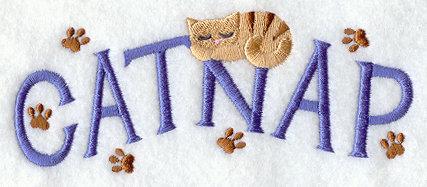Cat Nap Blanket