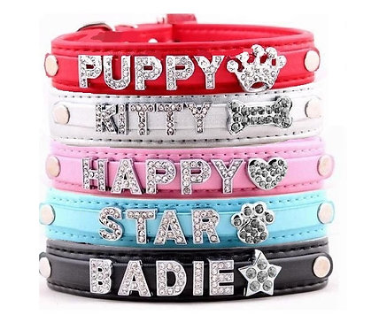 Personalised Collar