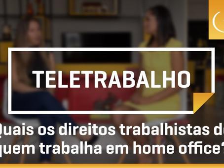 As diferenças entre Teletrabalho e Home Office.