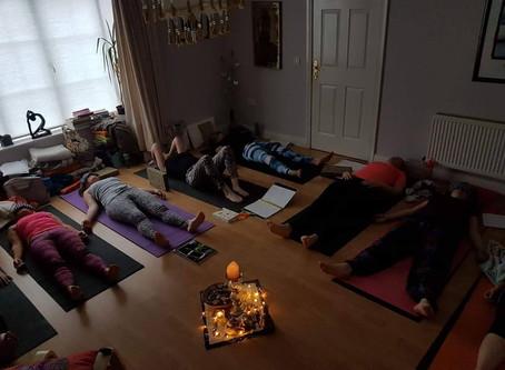 Yoga, Yoga,  International Yoga Day and  The Heart Wings