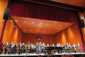"""Estreno de la Suite Sinfónica de """"La Tribuna"""" en Ferrol, 2019"""