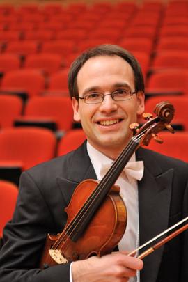 Gabriel Bussi en el Palacio de la Ópera de La Coruña