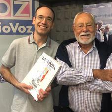 Entrevista en RadioVoz
