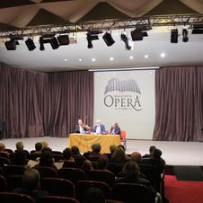 Charla de presentación en La Coruña