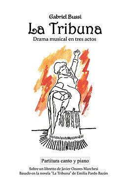 La Tribuna  Canto y piano title page.jpg