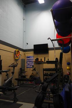 Hawks Fitness Room