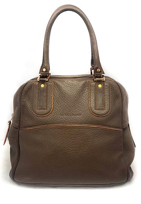 Sac Longchamp brun