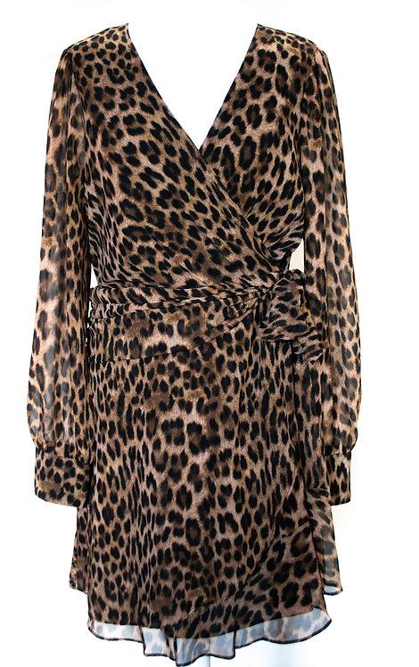 Robe léopard Forever New