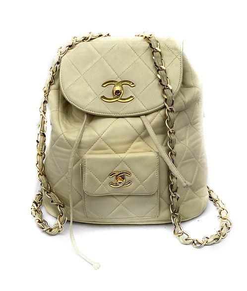Sac à dos Chanel vintage