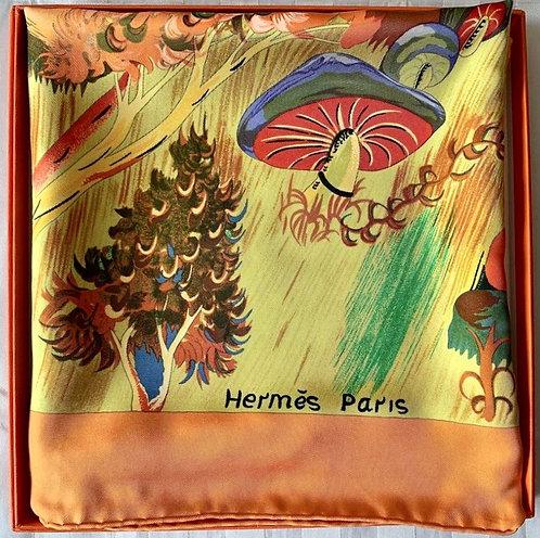 Carré Hermès - Kuggor Tree