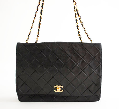Sac Chanel Timeless Double Flap vintage