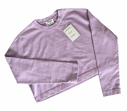 Pull court Acné Studios lilas