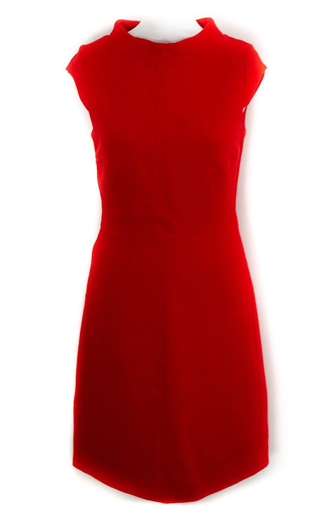 Robe rouge Hobbs