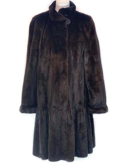 Manteau en Vison Royal Saga Mink