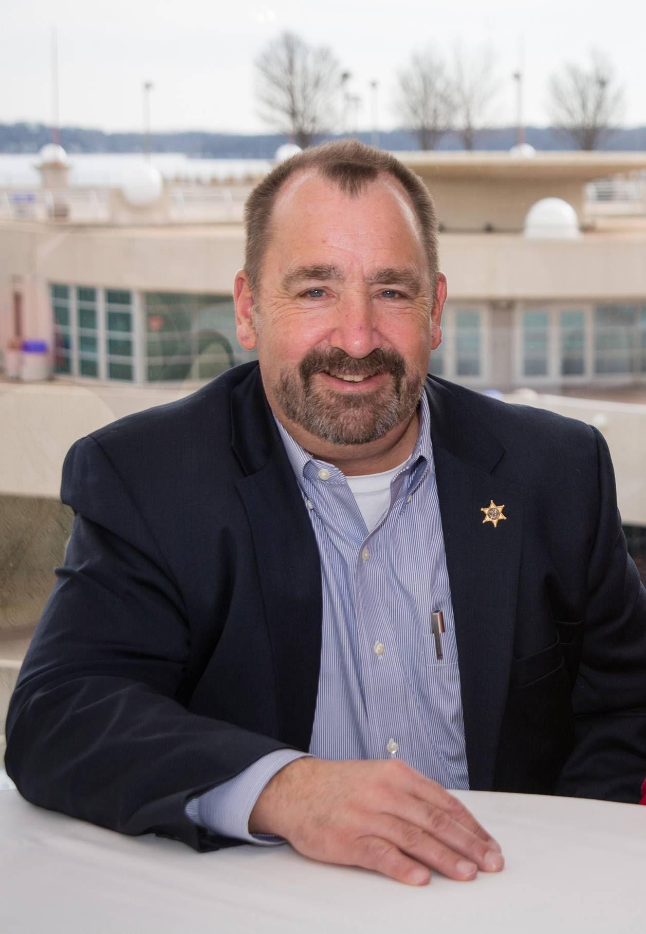 Sheriff Dave Mahoney