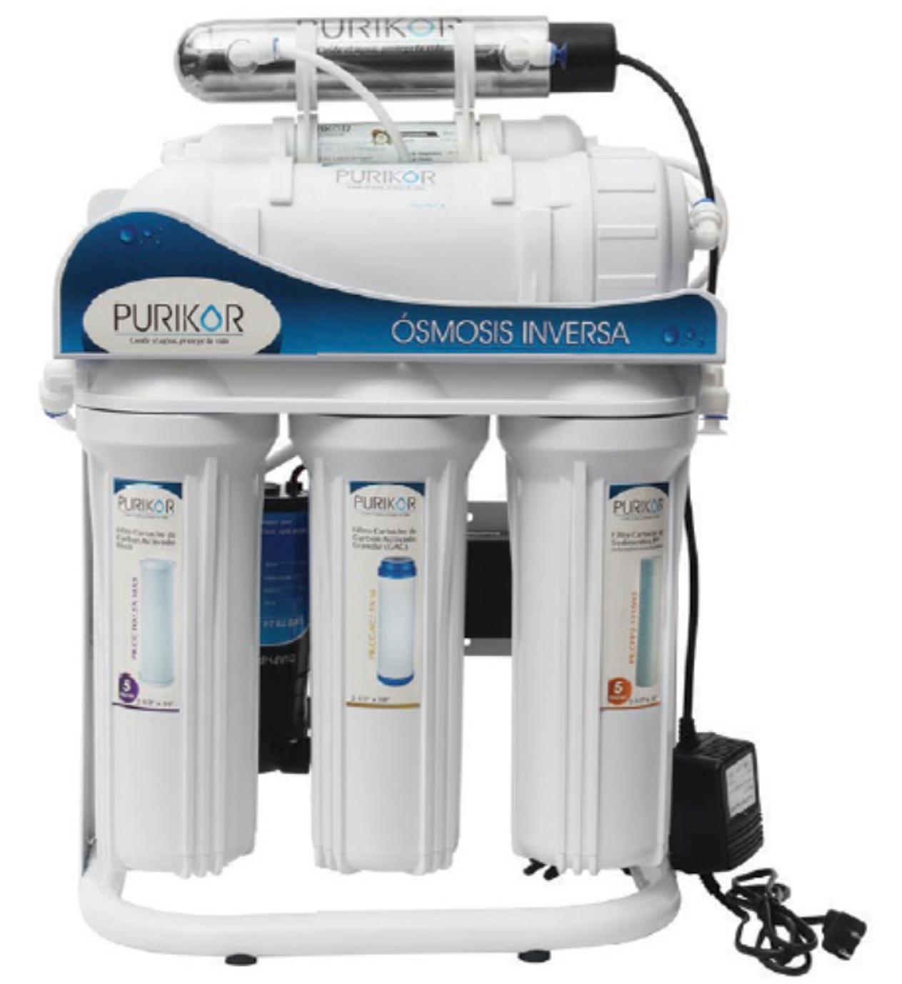 Osmosis inversa monterrey aqua equipos for Construccion de lagos artificiales