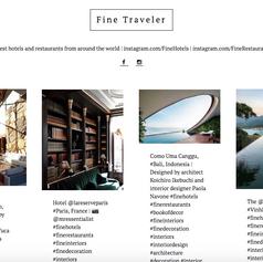 Fine Traveler