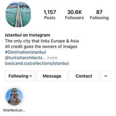 Destination Istanbul