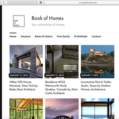 Book of Homes