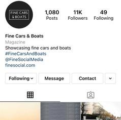 Fine Cars & Boats