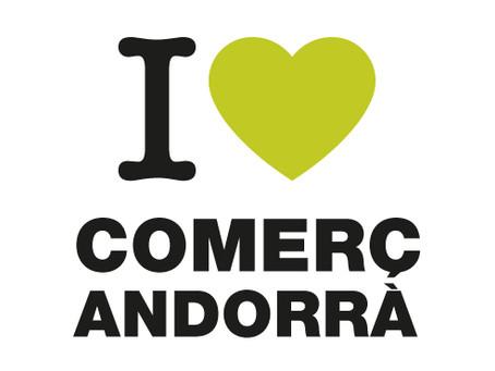 """Guanya fins a 1.000€ gràcies a la campanya """"I Love Comerç Andorrà"""" de Crèdit Andorrà!"""