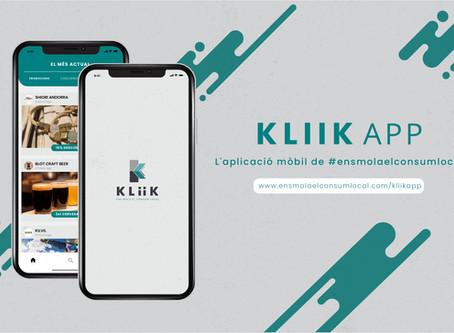 Tot el que necessites saber sobre l'aplicació Kliik
