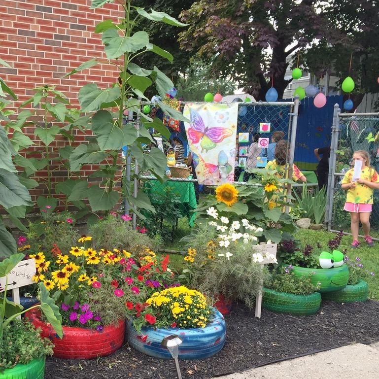 Entrance to Children's PG Batavia NY