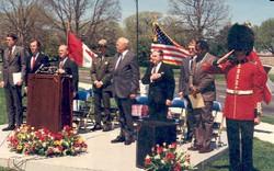 IPG Washington Dedication