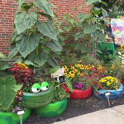 Entrance to Children's PG Batavia,NY