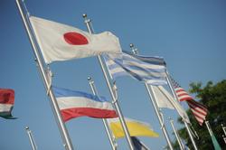 IPG Batavia Flags