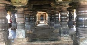 Balancing energies in Sacred Spaces