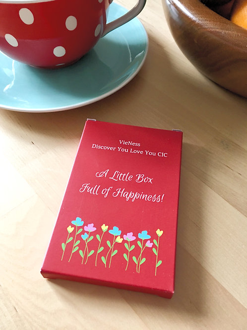 A little box full of happiness