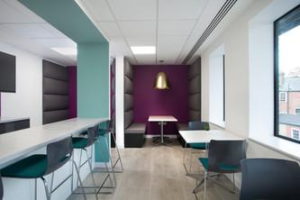Working interior