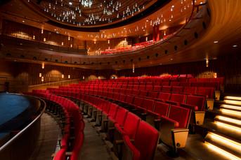 Royal Academy of Music auditorium interior