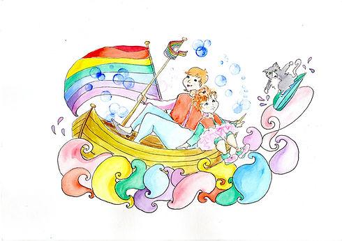 Sailing a magical boat.jpg
