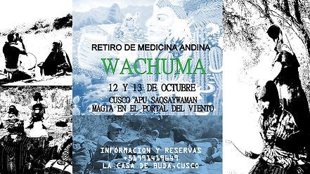 RETIRO DE MEDICINA ANDINA OCTUBRE  2019.