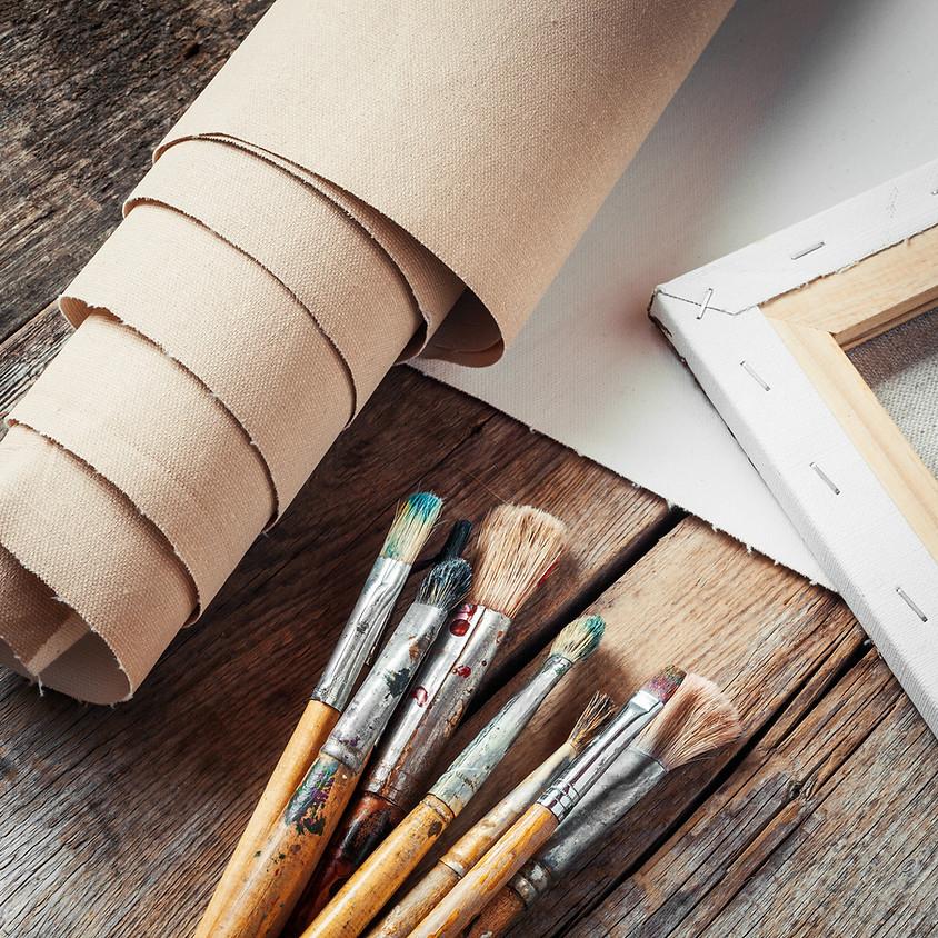 Workshop - Art Exhibition Preparation