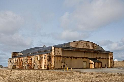 Abandoned Hangar