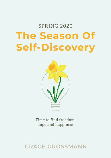 Front Cover - The Season of Self Discovery by Grace Grossmann