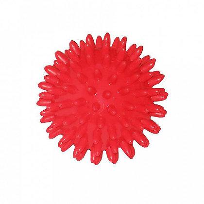 Masážna loptička červená