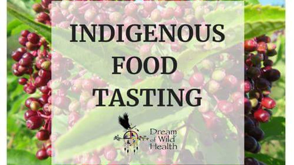 2018 Indigenous Peoples Day (Indigenous Food Tasting)