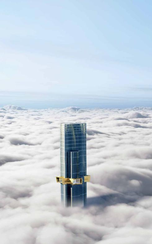 Australia 108-Cloud residents