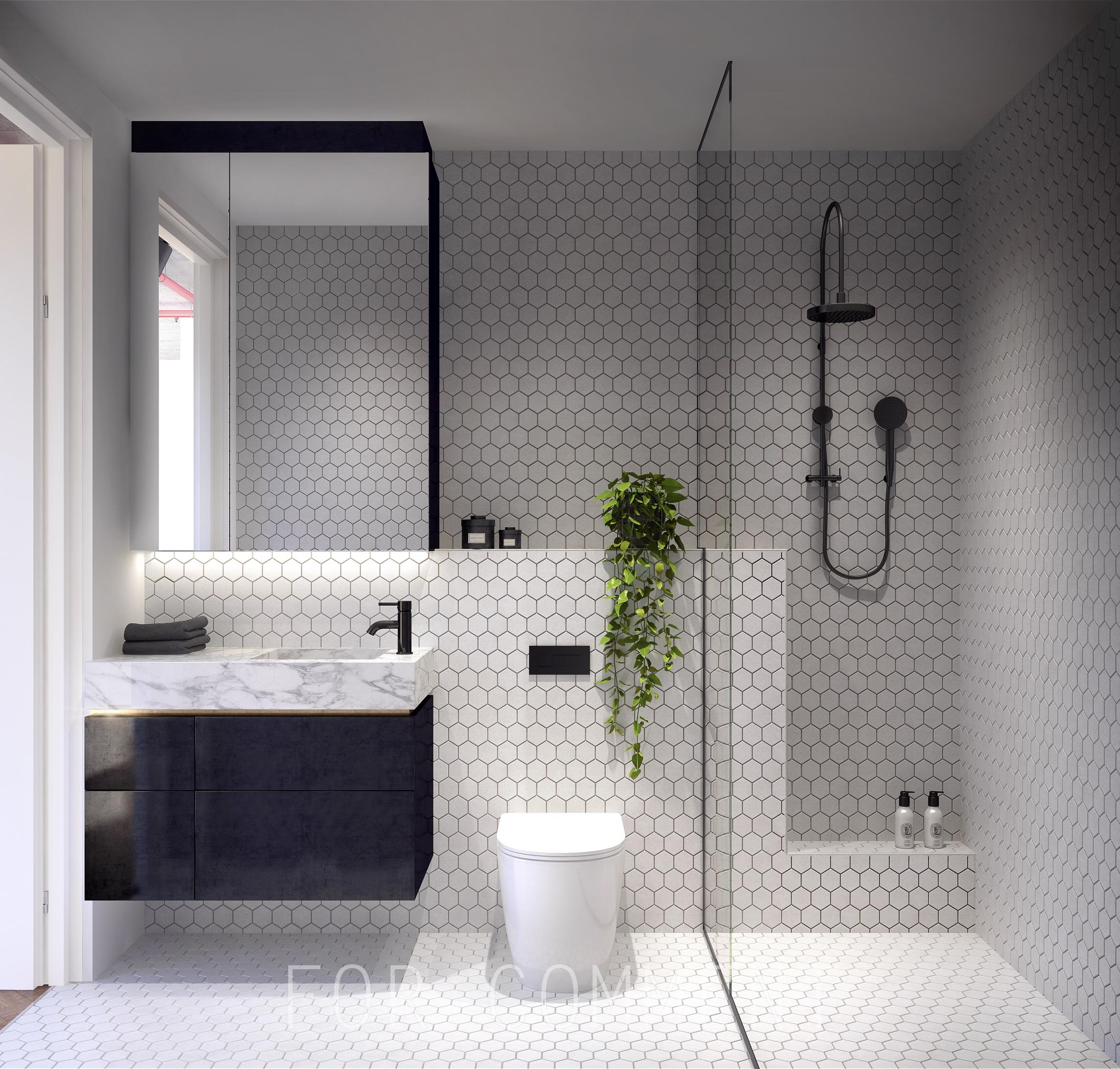 The Foundry Bathroom